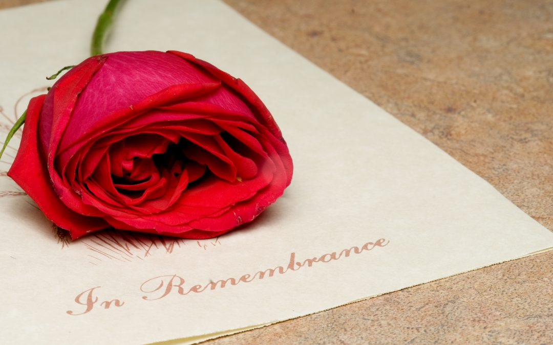 How to Plan a Memorial Service or Celebration of Life