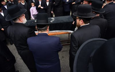 What to Expect at a Jewish Funeral
